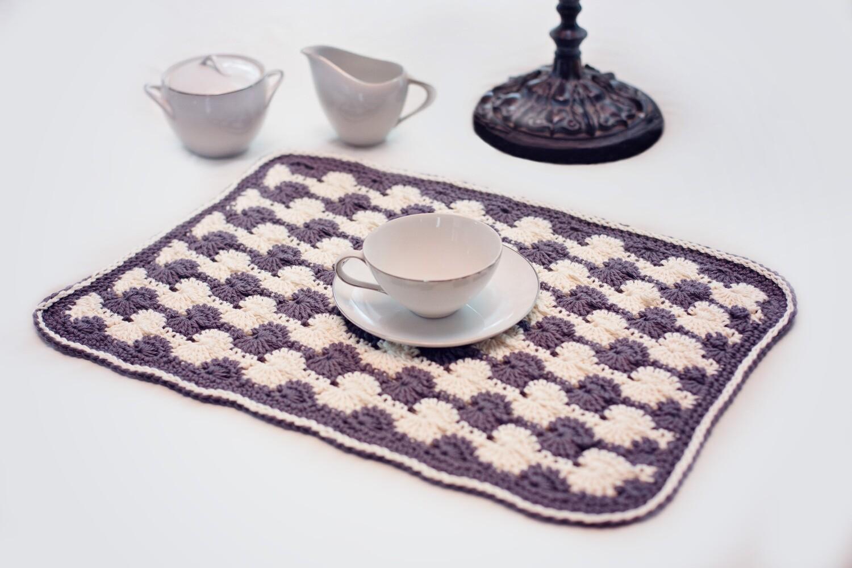 Perfect Pinwheel Placement Crochet Pattern