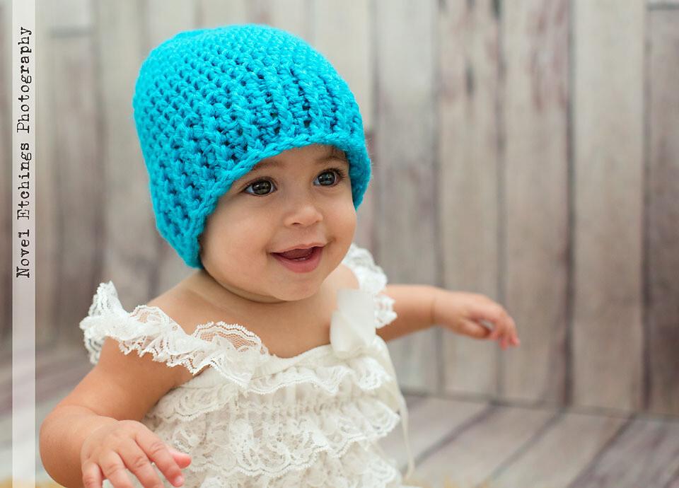 Sophia Beanie Crochet Pattern