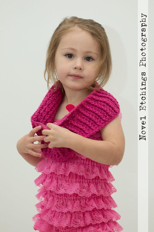 Sophia Cowl Crochet Pattern
