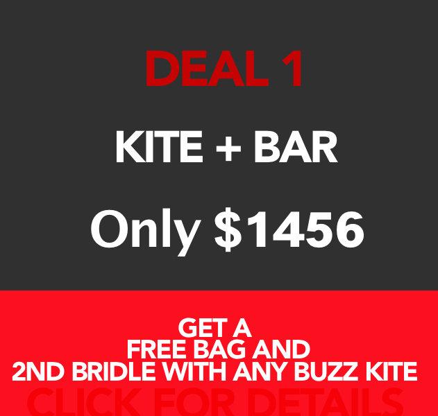 Kite and bar