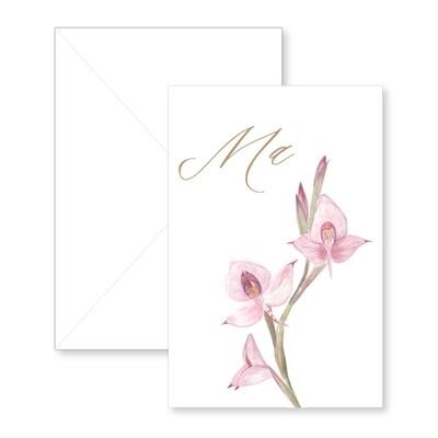 Ma Greeting Card