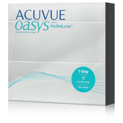 Acuvue Oasys 1-Day with HydraLuxe 90PK