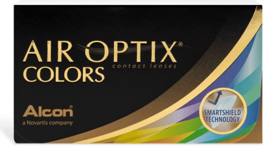 AIR OPTIX COLORS 6 pk