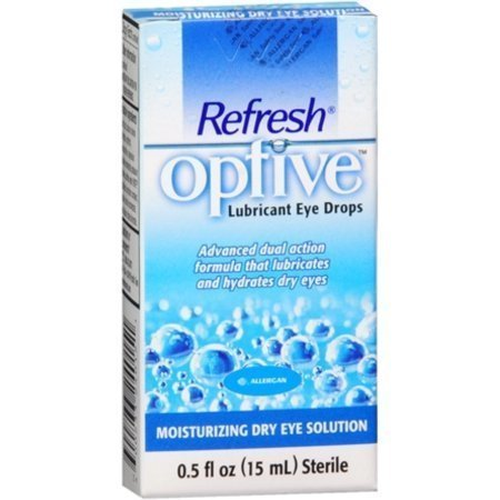 OPTIVE Lubricant Eye Drops 0.50 oz