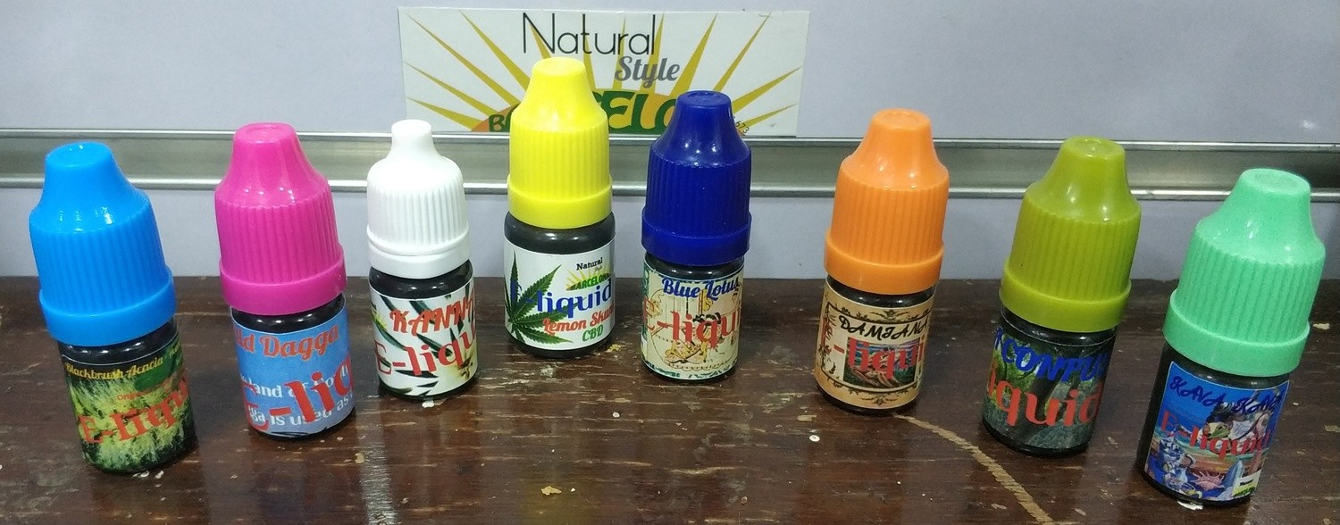 8 FLAVOURS JUICES COLLECTION