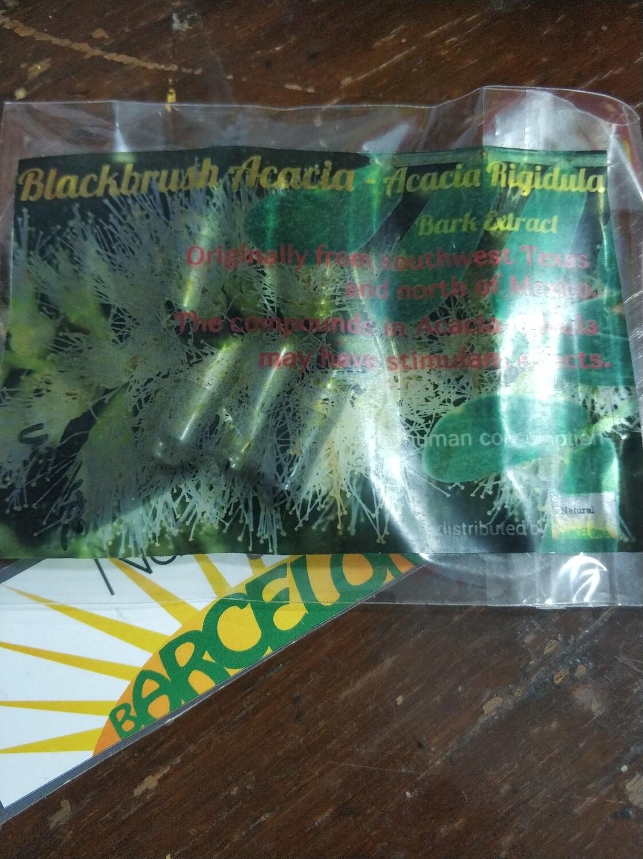 BLACKBRUSH ACACIA CAPSULES
