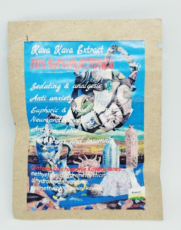 Kava Kava extract 70% Kavalactones