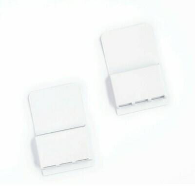 Wallabox® New Design!  2-Pack Set: White