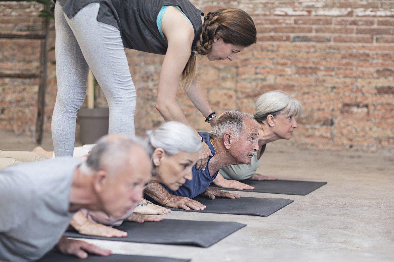 Yoga Over 50