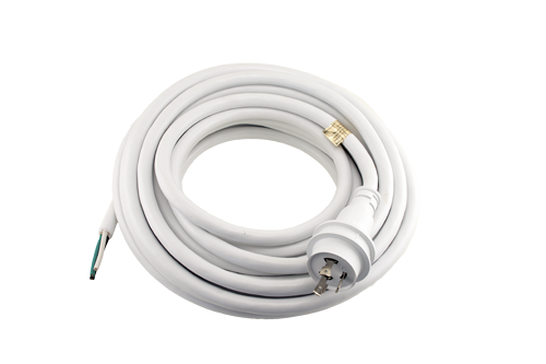30 Amp Molded Cordset (male end only)