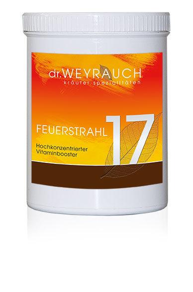 Dr.Weyrauch: moderne Vitaminversorgung Feuerstrahl Nr.17