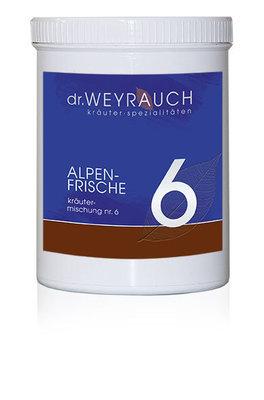 Dr.Weyrauch Alpenfrische Nr.6