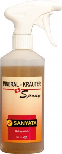 Kräuter Mineral Spray