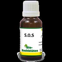 Bio Bachblüten SOS / Stress