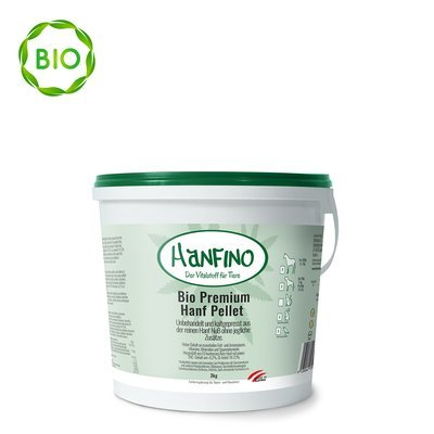 Hanfino Premium Hanfsamenpellets Bio