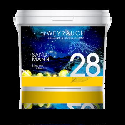 Dr.Weyrauch Sandmann Nr. 28, neue Rezeptur