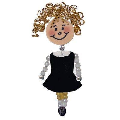 School Dress Pin