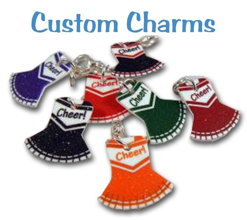 New or Previous Year Costume Design Charm