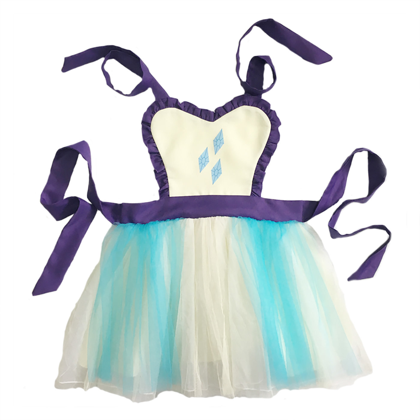 Rarity  Tutu Apron Costume