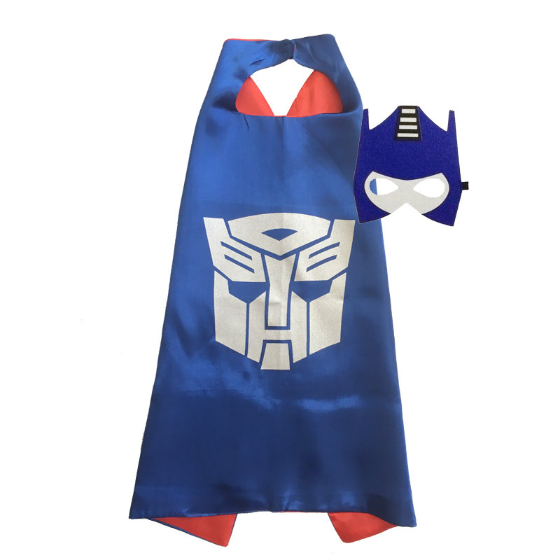 Transformers Optimus Prime Cape and Mask Set
