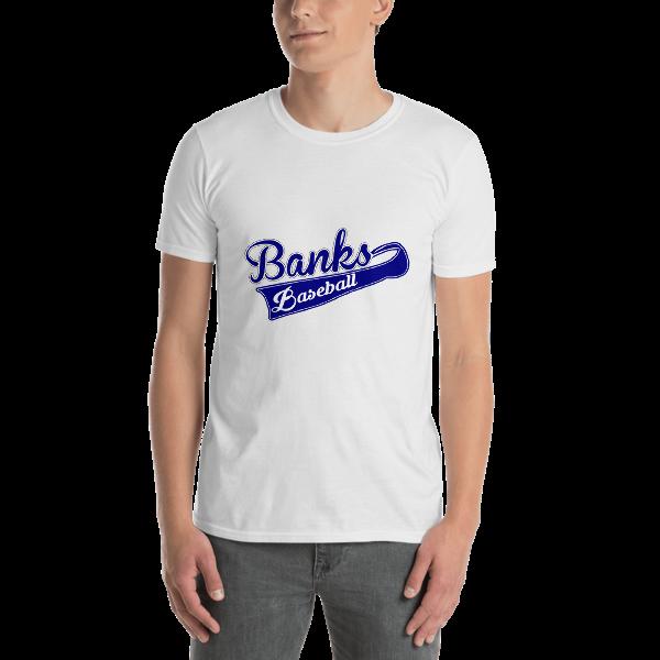 Banks Short-Sleeve Unisex T-Shirt