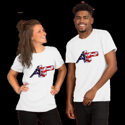 Flag Short-Sleeve Unisex T-Shirt