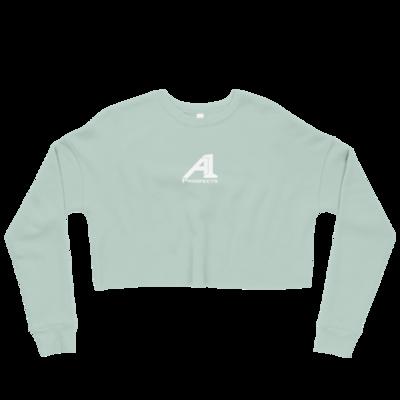 A1 Prospects Dusky Blue Crop Sweatshirt