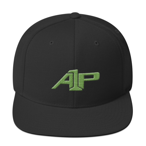 A1P Snapback Hat RUTHLESS EDITION