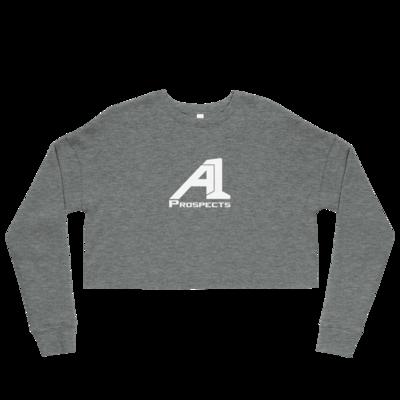 A1 Prospects Grey Crop Sweatshirt