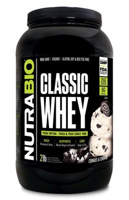 Protein Classic 2 Lbs Cookies & Cream