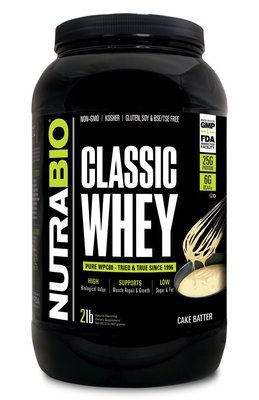 Protein Classic 2 Lbs Cake Batter