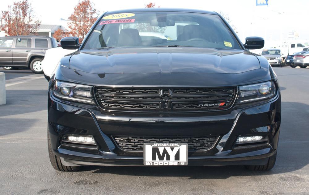 Quick-Release Front License Plate Bracket For 2015-2020 Dodge Charger SE, SXT, R/T, GT (SNS66)