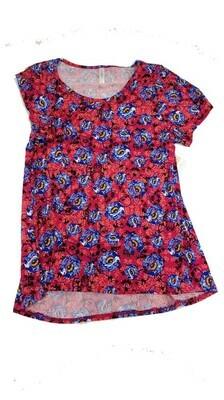 CLASSIC XX-Large (2XL) LuLaRoe Tee Shirt fits 22-24