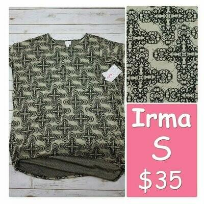 IRMA Small (S) LuLaRoe Womens Tunic fits 8-10