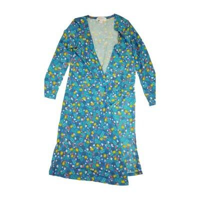 Kids Sariah LuLaRoe Sweater Knit Cardigan Size 8 fits kids 7-8