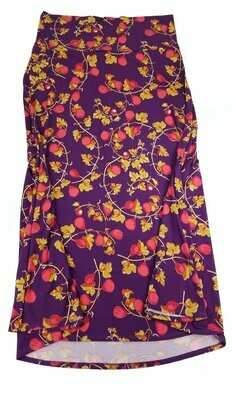 MAXI XXX-Large (3XL) LuLaRoe Womens A-Line Skirt fits 24-26