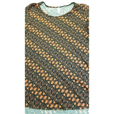 LuLaRoe PERFECT Tee X-Large XL Shirt fits Womens Sizes 18-22