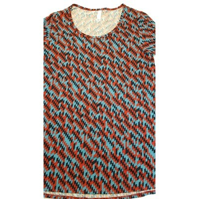 LuLaRoe PERFECT Tee Medium M Shirt fits Womens Sizes 12-18