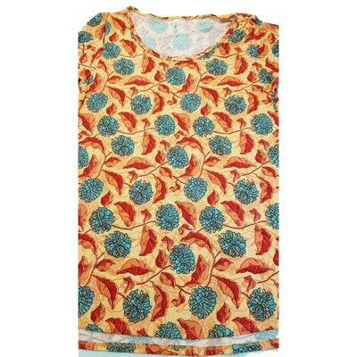 LuLaRoe PERFECT Tee Large L Shirt fits Womens Sizes 16-20