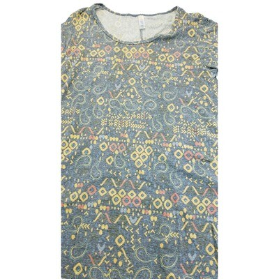 LuLaRoe PERFECT Tee Large L Shirt fits Womens Sizes 15-20
