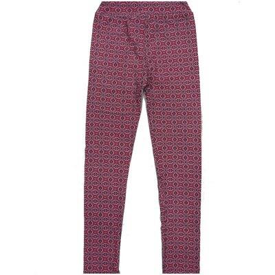 LuLaRoe Kids Large-XL Geometric Polka Dot Black Gray Leggings ( L/XL fits kids 8-14) LXL-2005-S