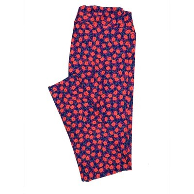 LuLaRoe Tall Curvy TC Leggings Polka Dot (TC fits 12-18) TC-7000-O