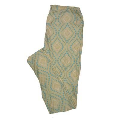 LuLaRoe Tall Curvy TC Leggings Polka Dot (TC fits 12-18) TC-7000-R