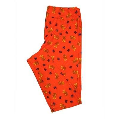 LuLaRoe Tall Curvy TC Leggings Polka Dot (TC fits 12-18) TC-7001-G