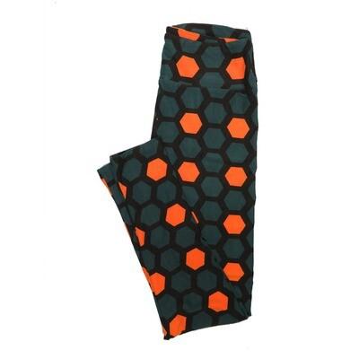 LuLaRoe One Size OS Polka Dots Leggings (OS fits Adults 2-10) OS-4062-E