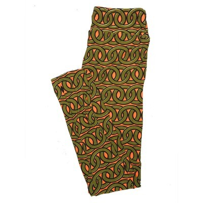 LuLaRoe One Size OS Animals Stars and Objects Leggings (OS fits Adults 2-10) OS-4096-A