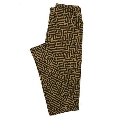 LuLaRoe One Size OS Animals Stars and Objects Leggings (OS fits Adults 2-10) OS-4098-E2