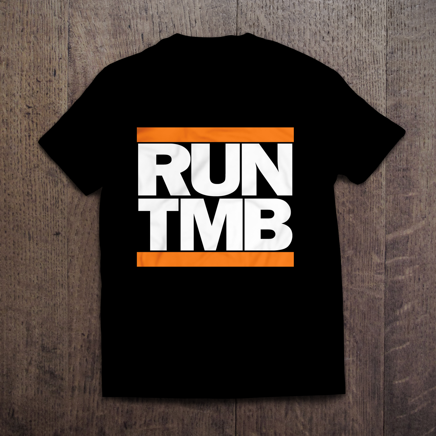 RUN TMB Tshirt