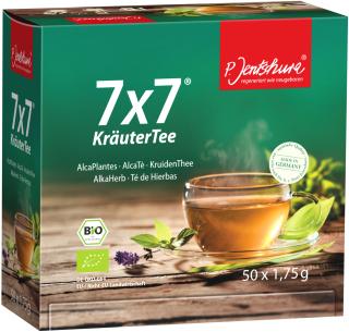 7x7® KräuterTee 50 Beutel