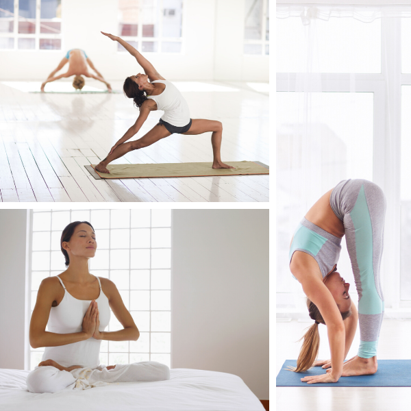 Zugang zu allen ONLINE Yogakursen - UNBEGRENZT bis 31. Juli 2020!